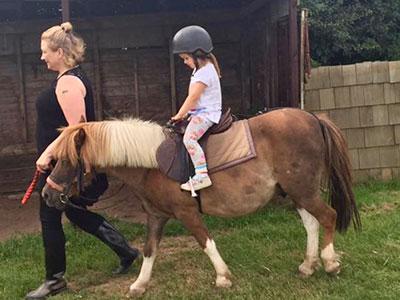 Hatton Adventure World Pony Rides Attraction
