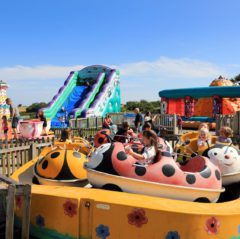 Hatton Adventure World Fun Fair Rides