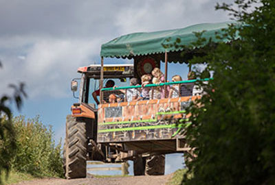 Hatton Adventure World Tractor Safari Attraction