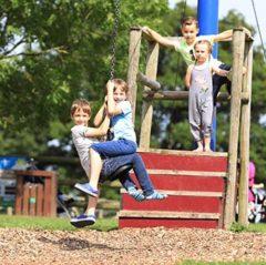 Hatton Adventure World Outdoor Play Area