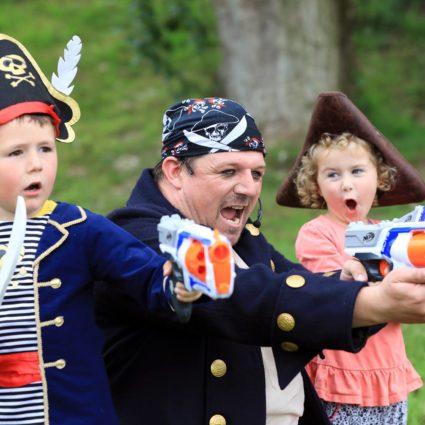 Hatton Pirate Festival Battle