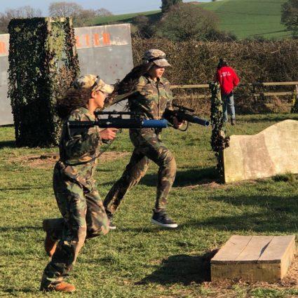 Laser Combat at Hatton