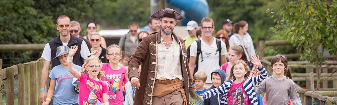 Pirate Festival Hero Banner