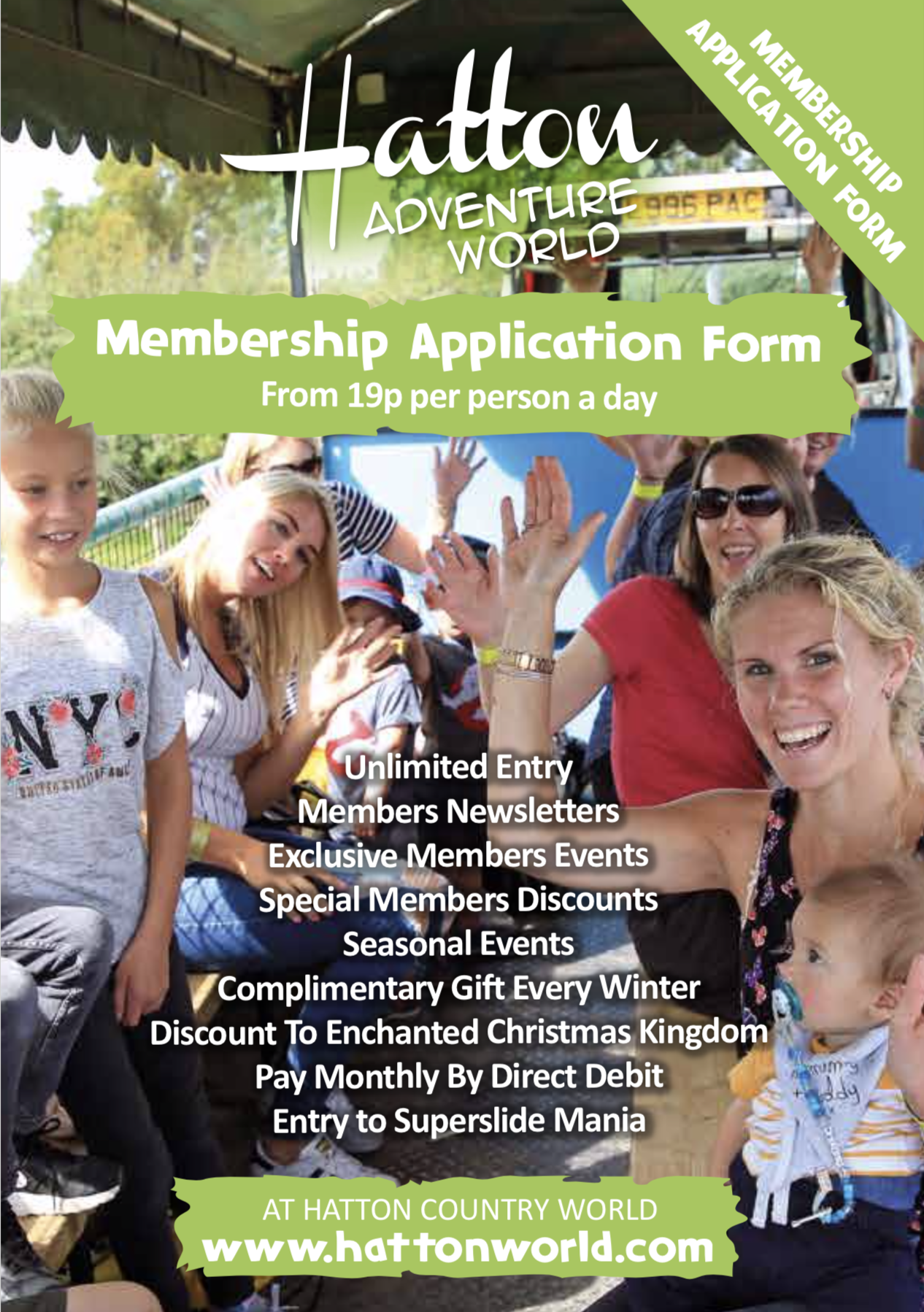 Hatton Membership Form
