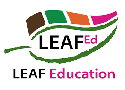 Leaf education logo